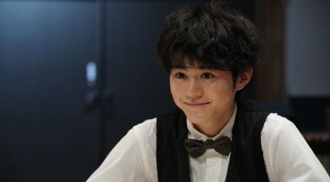 広瀬すずがスカウトした鈴鹿央士が『蜜蜂と遠雷』で銀幕デビュー場面写真解禁