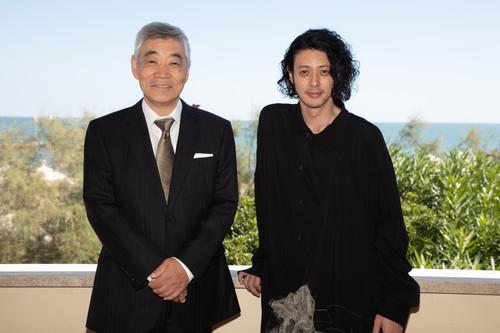 オダギリ ジョー監督、柄本明『ある船頭の話』ヴェネチア国際映画祭