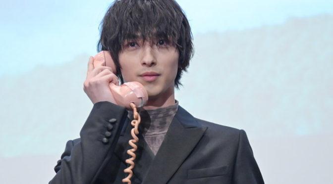 横浜流星、皆さんの解釈で受け止めて!映画『いなくなれ、群青』初日舞台挨拶