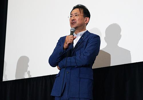 『みとりし』白羽弥仁監督