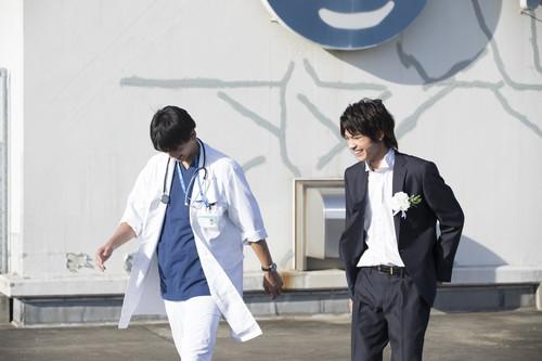 『初恋ロスタイム』メイキング画像