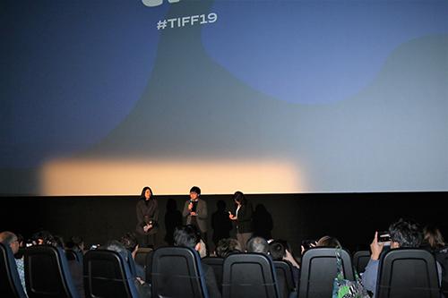 『天気の子』トロント映画祭(新海監督)
