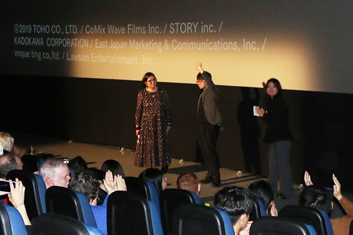 『天気の子』トロント映画祭