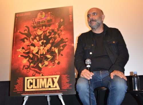 『CLIMAX』ギャスパー・ノエ監督登壇トークイベント