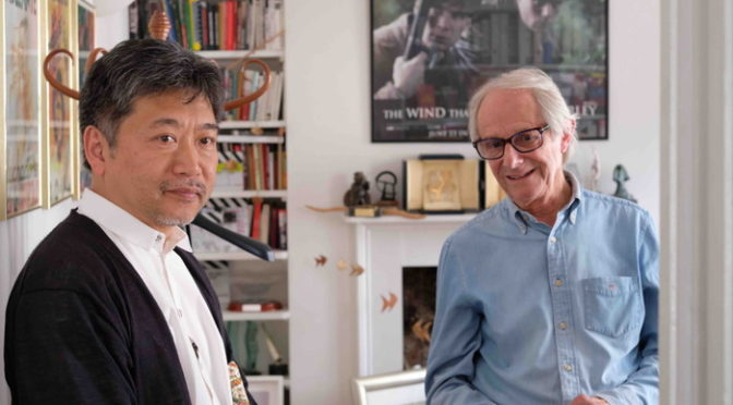 世界中から絶賛された『Sorry We Missed You』邦題が『家族を想うとき』に。ケン・ローチ監督と是枝裕和監督の対談放送決定!
