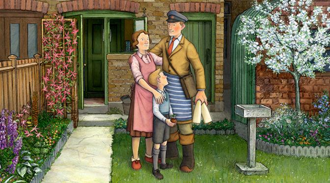 <しみじみと美しい「文学」である>映画『エセルとアーネスト ふたりの物語』各界から豪華コメント到着!