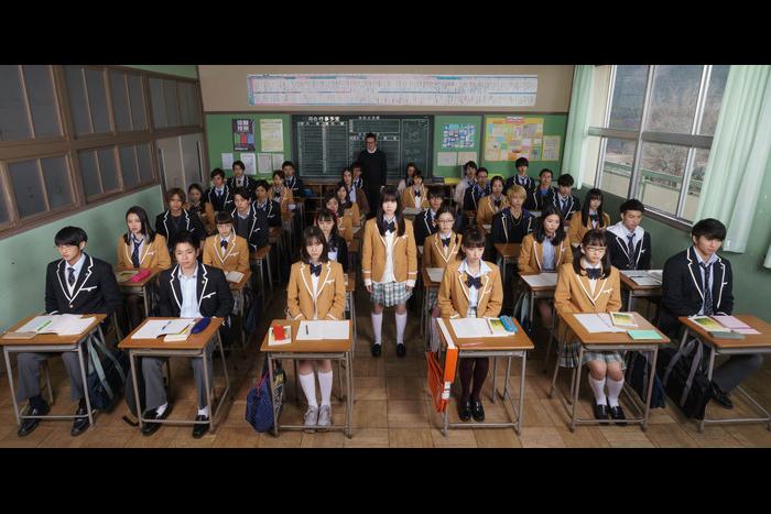 橋本環奈『シグナル100』の小関裕太、瀬戸利樹、中村獅童ら全キャストと超特報映像解禁