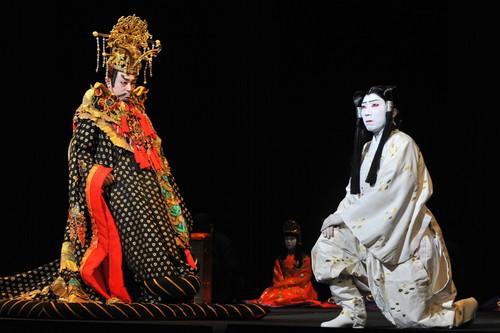 シネマ歌舞伎『スーパー歌舞伎ヤマトタケル』