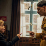 ジョジョ・ラビットRoman Griffin Davis and Taika Waititi in the film JOJO RABBIT. Photo by Kimberley French. © 2019 Twentieth Century Fox Film Corporation All Rights Reserved