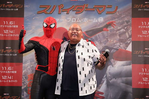 スパイダーマン_ジェイコブ・バタロンx宇垣美里