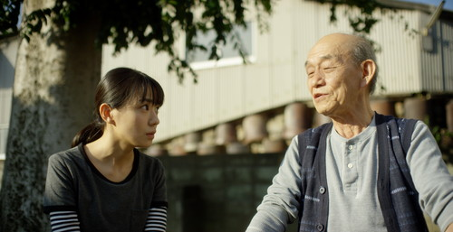 奈緒映画『ハルカの陶』