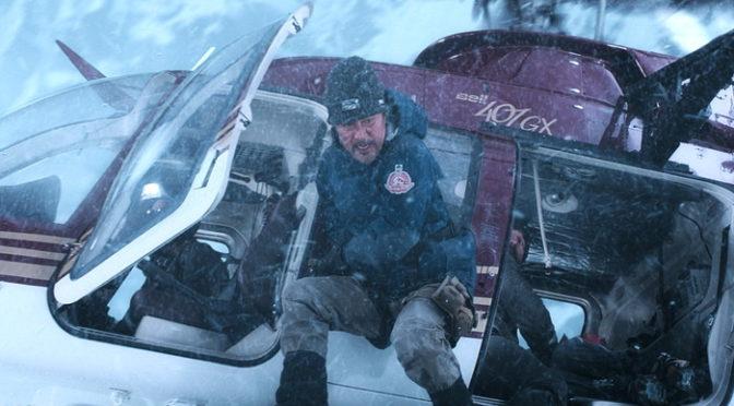 『オーバー・エベレスト 陰謀の氷壁』日本版ポスター&緊迫の場面写真を一挙初公開!