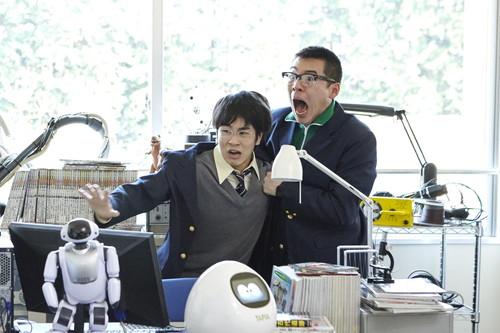 映画「超・少年探偵団NEO -Beginning-」クロサキ(長村航