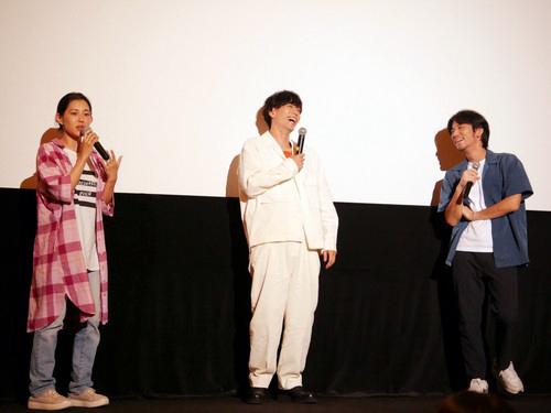 映画『いなくなれ、群青』黒羽麻璃央_舞台挨拶 (1)