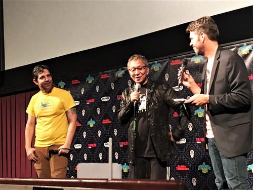 映画『初恋』オースティンファンタスティック映画祭、三池崇史監督 (2)