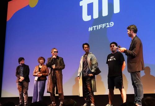 映画『初恋』第44回トロント国際映画祭舞台挨拶Q&A