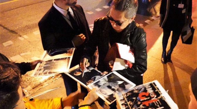 三池崇史監督 映画『初恋』トロント国際映画祭プレミア上映と舞台挨拶とQ&A