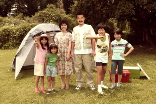 映画『台風家族』鈴木家
