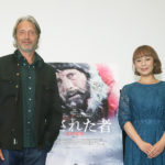 佐藤仁美 マッツ・ミケルセンに共感しきり!!映画『残された者』ジャパンプレミア上映会