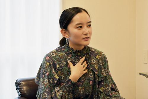 村上穂乃佳インタビュー『みとりし』