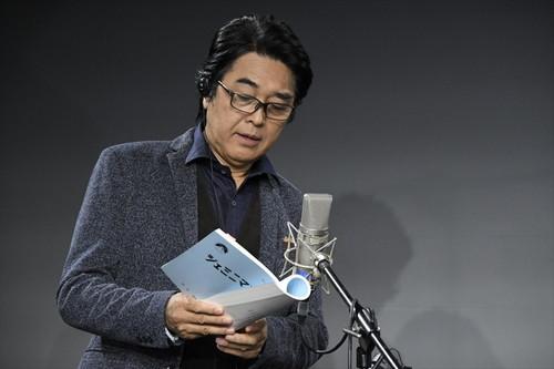 江原正士_映画『ジェミニマン』公開アフレコイベント