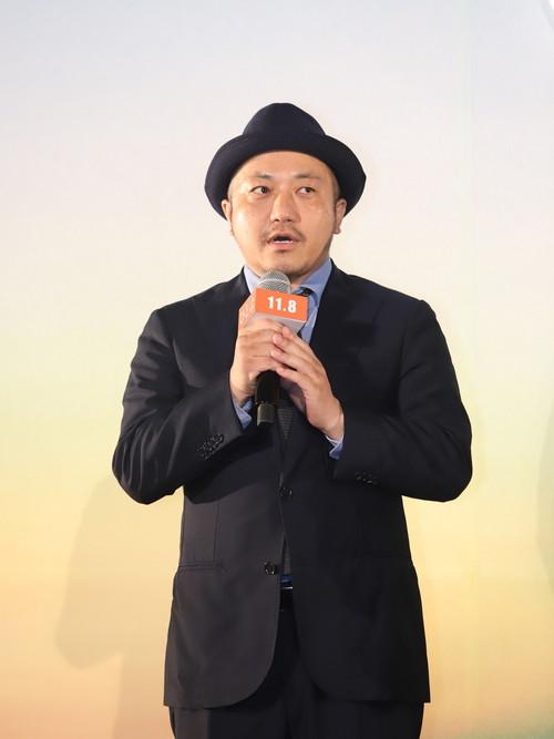 白石和彌監督『ひとよ』ジャパンプレミア
