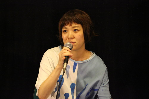 箱田優子監督『ブルーアワーにぶっ飛ばす』女性限定試写会