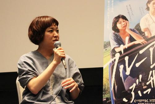 箱田優子監督『ブルーアワーにぶっ飛ばす』
