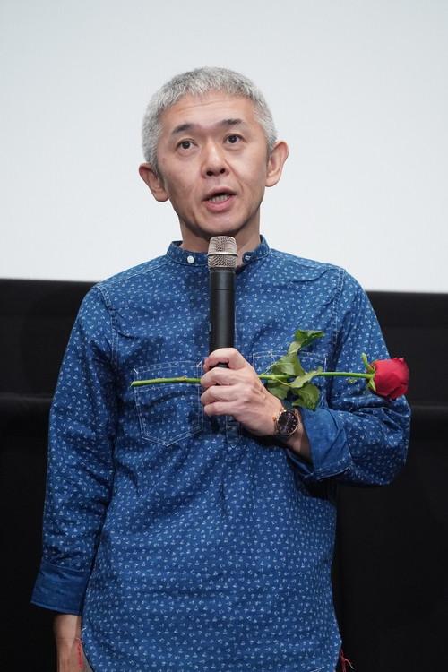0928映画『宮本から君へ』公開記念舞台挨拶_新井英樹