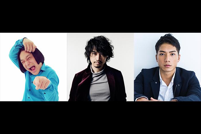 斎藤工・永野・SWAY TGC北九州2019に出演決定!映画『MANRIKI』