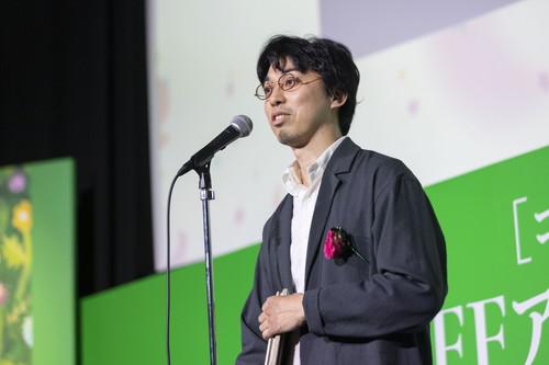 PFFアワード2019【グランプリ】『おばけ』中尾広道監督