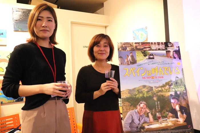 「旅工房」×ワイン雑誌「Winart」試飲会付きトークイベントフォトセッション