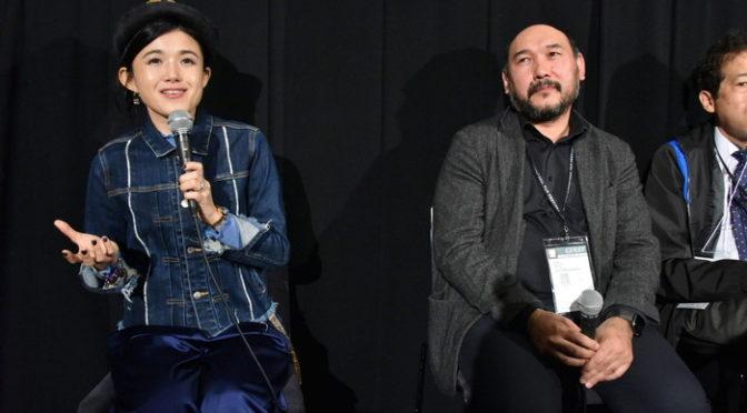 森山未來主演『オルジャスの白い馬』日本・カザフの2監督が登壇!東京国際映画祭