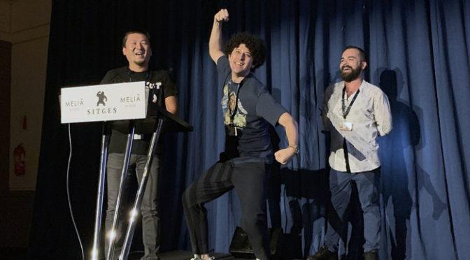 ヤング ポール監督自身によるシッチェス・カタロニア国際映画祭『ゴーストマスター』レポート到着!