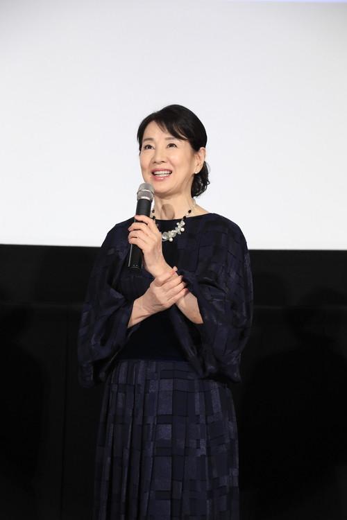 吉永小百合映画『最高の人生の見つけ方』公開記念舞台挨拶
