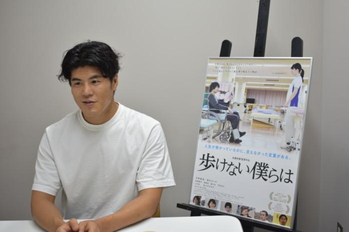 『歩けない僕らは』 板橋駿谷の公式インタビュー (3)