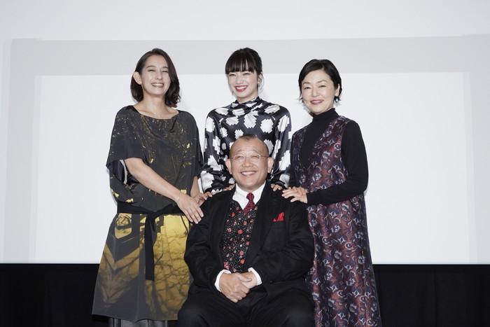 『閉鎖病棟』笑福亭鶴瓶・片岡礼子・小林聡美