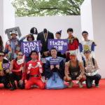 斎藤工・永野・SWAYら登場!代々木公園にて行われるBE Vint-Age 2019にて映画「MANRIKI」コラボステージ