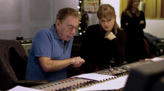 テイラー・スウィフト&アンドリュー・ロイド=ウェバーが映画『キャッツ』のために新曲を共同制作した事を発表!!