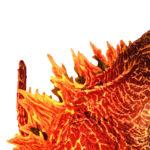 阪急西宮ガーデンズ ゴジラ65周年記念イベント開催!バーニング・ゴジラ2m像の世界初お披露目