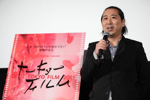 小林啓一監督『殺さない彼と死なない彼女』 第32回東京国際映画祭 舞台挨拶 (6)