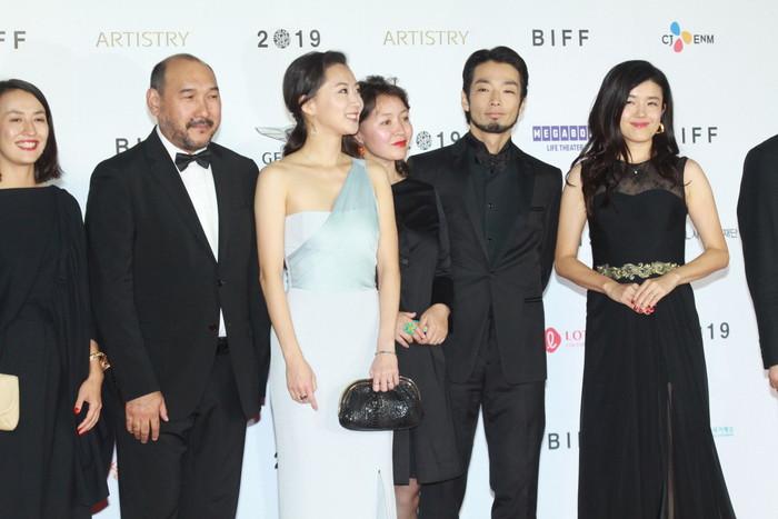 森山未來、初海外主演作『オルジャスの白い馬』をひっさげ釜山国際映画祭に参加!