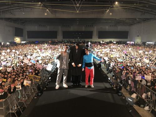 映画『MANRIKI』斎藤工、永野、SWAYがTGC北九州に参戦