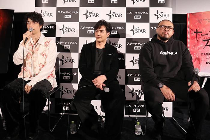 齊藤工監督、20年越しの念願叶う!北村一輝主演『フォークロア』第32回東京国際映画祭Q&A