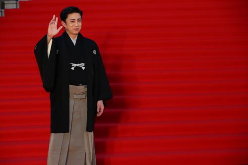 第32回東京国際映画祭-21シネマ歌舞伎-女殺油地獄-松本幸四郎