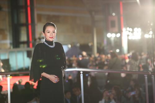 第32回東京国際映画祭 チャン・ツィイー