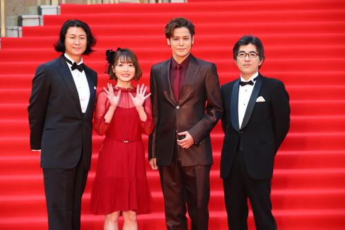第32回東京国際映画祭-19HUMAN-LOST-人間失格-花澤香菜_宮野真守