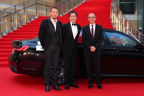 第32回東京国際映画祭-2オーバー・エベレスト-陰謀の氷壁-役所広司、テレンス・チャンプロデューサー、ユー・フェイ監督