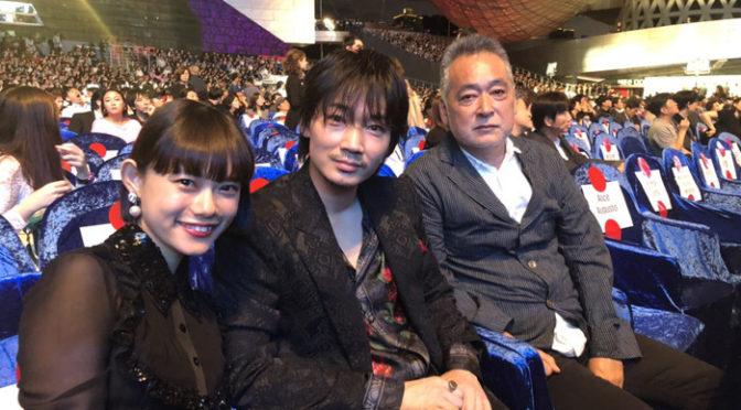 綾野剛、杉咲花、瀬々監督が『楽園』で第24回釜山国際映画祭に登場!
