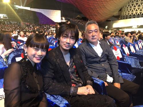 綾野剛、杉咲花、瀬々敬久監督『楽園』釜山国際映画祭